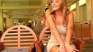 Meine Russin im Urlaub in Antalya S......