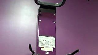 Hot local gym girls