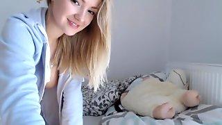 Hot blondie chat amateur 2