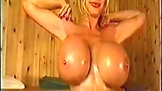 The Sauna - Mature sex