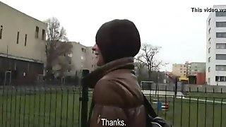 Public Hardcore Sex - Sexy young babes fucked outside in public 03